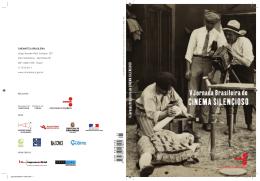 Catálogo - Cinemateca Brasileira