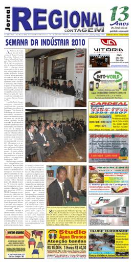 REGIONAL EDICAO 157.pmd - Jornal Regional de Contagem