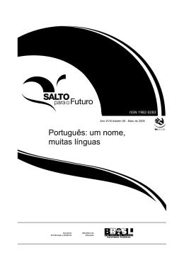 Português: um nome, muitas línguas