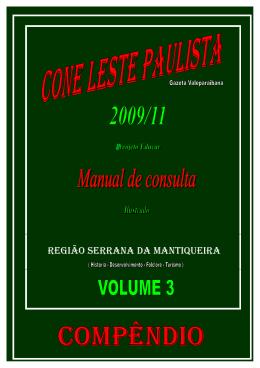 Região da Mantiqueira - Gazeta Valeparaibana