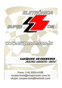 Catálogo Completo em PDF para Impressão
