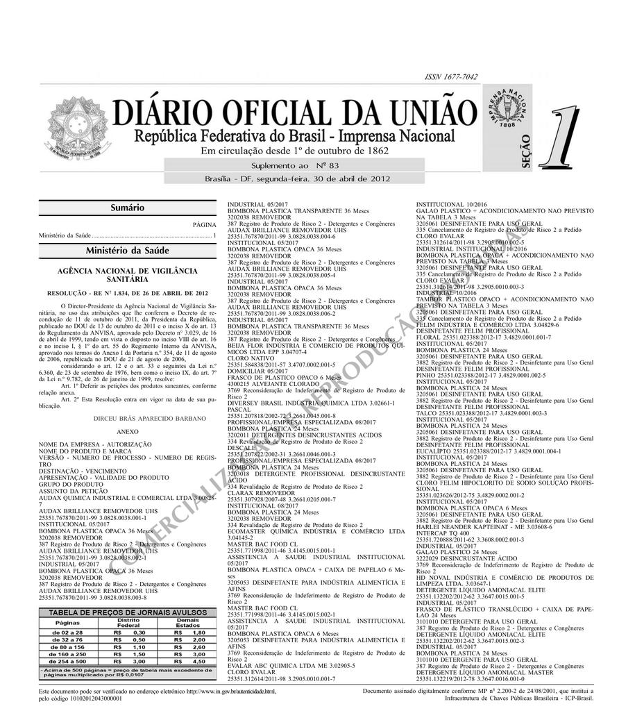 2d5d8e328 COMERCIALIZAÇÃO E REPRODUÇÃO PROIBIDAS