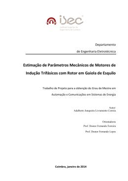 T - Instituto Superior de Engenharia de Coimbra