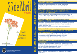 25 de Abril (cartaz)