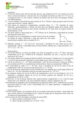 Lista 7 - Campus Rio Grande