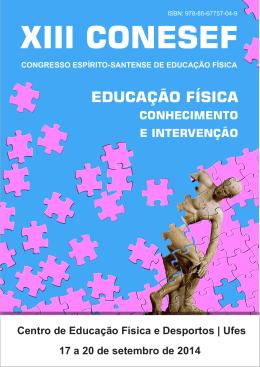 EDUCAÇÃO FÍSICA EDUCAÇÃO FÍSICA