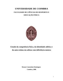 CAPÍTULO I - Estudo Geral