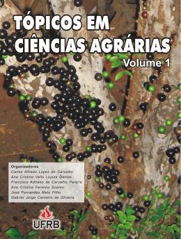 Livro Tópicos em Ciências Agrarias