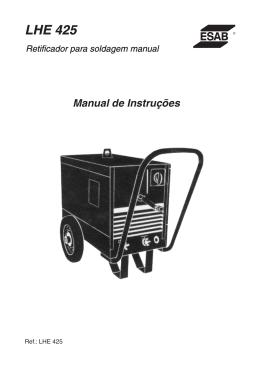 manual LHE 425