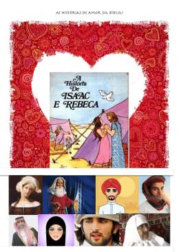 História de Amor Rebeca e Isac