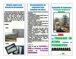 CAMPANHA QUEDA DE FERRAMENTAS