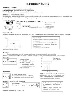 Eletrodinamica Física