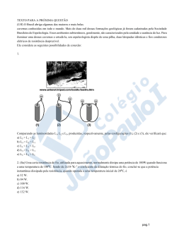 Eletrodinâmica - Física - JPH/JPN