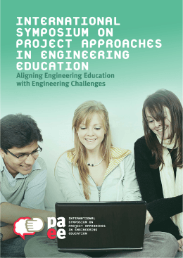Project Approaches in Engineering Education