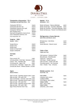 Champanhe e Espumantes - 75 cl Batidos