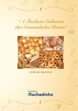 """""""A Tradição Culinária das Comunidades Rurais"""""""