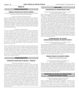 Seção03- 228 - Governo do Distrito Federal