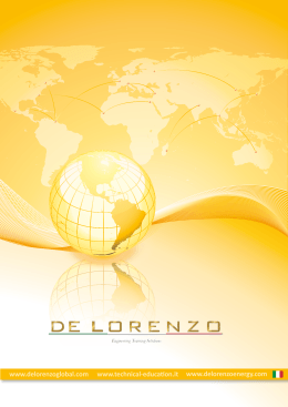 www.delorenzoglobal.com www.technical