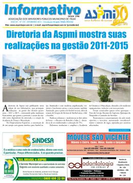 Informativo ASPMI