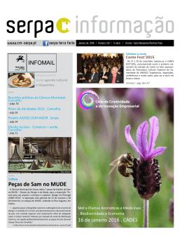Serpa Informação - Câmara Municipal de Serpa
