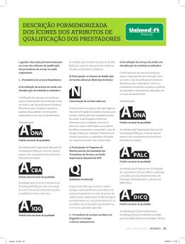 Guia Médico - Unimed Chapecó