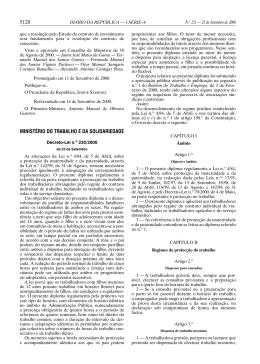 Decreto-Lei n.º 230/2000, de 23 de Setembro