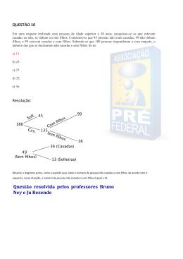 Questão 10 - PRE Federal