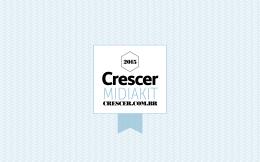 CRESCER.COM.BR 2015