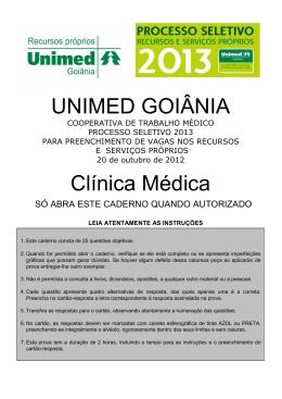 Clínica Médica - Imagem e Dados