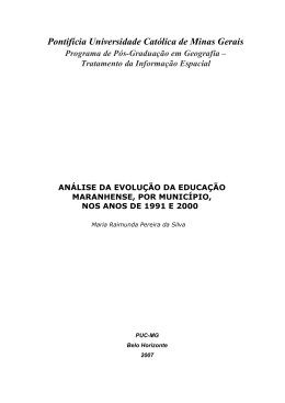 Maria Raimunda Pereira da Silva - Pontificia Universidade Catolica