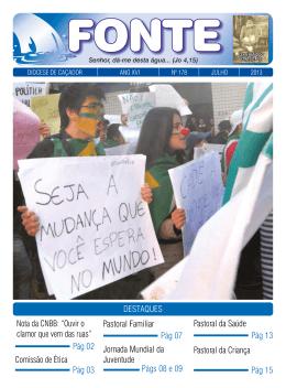 jornal fonte – julho/2013