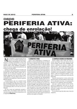6) poder popular - Periferia Ativa