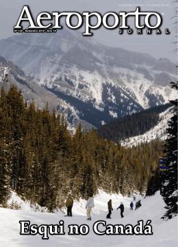 Esqui no Canadá - Aeroporto Jornal