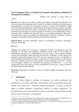 PROJETO PARA PROVIMENTO DE CARGO DE PROFESSOR