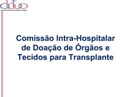 CIHDOTT e Legislação - ABTO | Associação Brasileira de