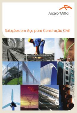 Soluções em Aço para Construção Civil