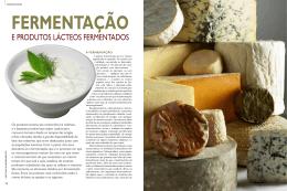 Matéria 1 - Fermentação e produtos lácteos fermentados