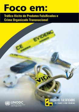 Tráfico Ilícito de Produtos Falsificados e Crime Organizado
