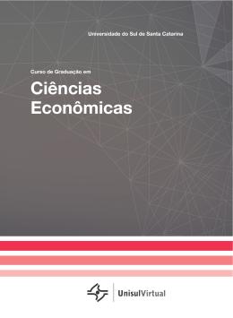 Ciências Econômicas - Escolha UnisulVirtual