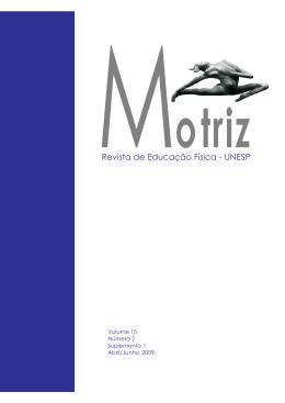 Revista de Educação Física - UNESP