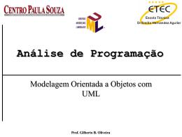 Análise e Projeto de Sistemas II