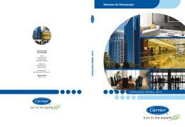 catálogo geral 2012 português