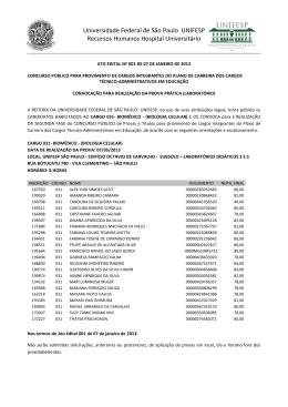 biomédico - (biologia celular)
