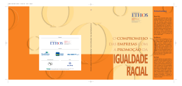 O Compromisso das Empresas com a Promoção da Igualdade Racial