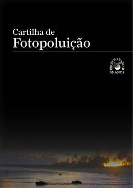 Cartilha de Fotopoluição