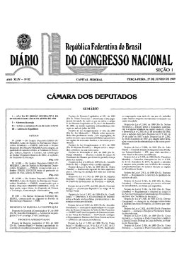 Íntegra - Câmara dos Deputados