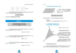 Equação geral do plano que contém o ponto A = (3, 0, 1) e é pa