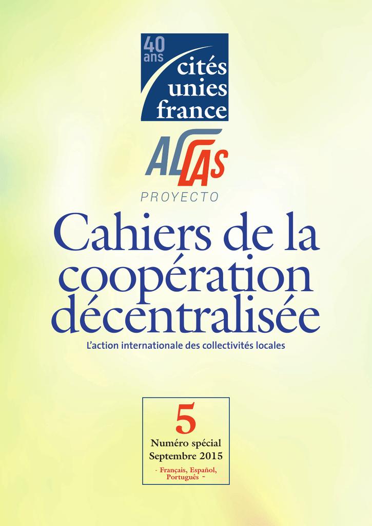 4ème rencontre franco-russe de la coopération décentralisée
