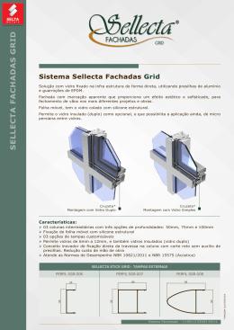 Sistema Sellecta Fachadas Grid