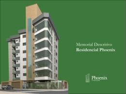 Memorial Descritivo Residencial Phoenix